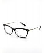 LOEWE(ロエベ)の古着「セルフレームサングラス」|ブラック
