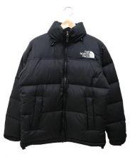 THE NORTH FACE(ザノースフェイス)の古着「ヌプシジャケット」|ブラック