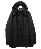 McGREGOR(マクレガー)の古着「3WAYダウンコート」|ブラック