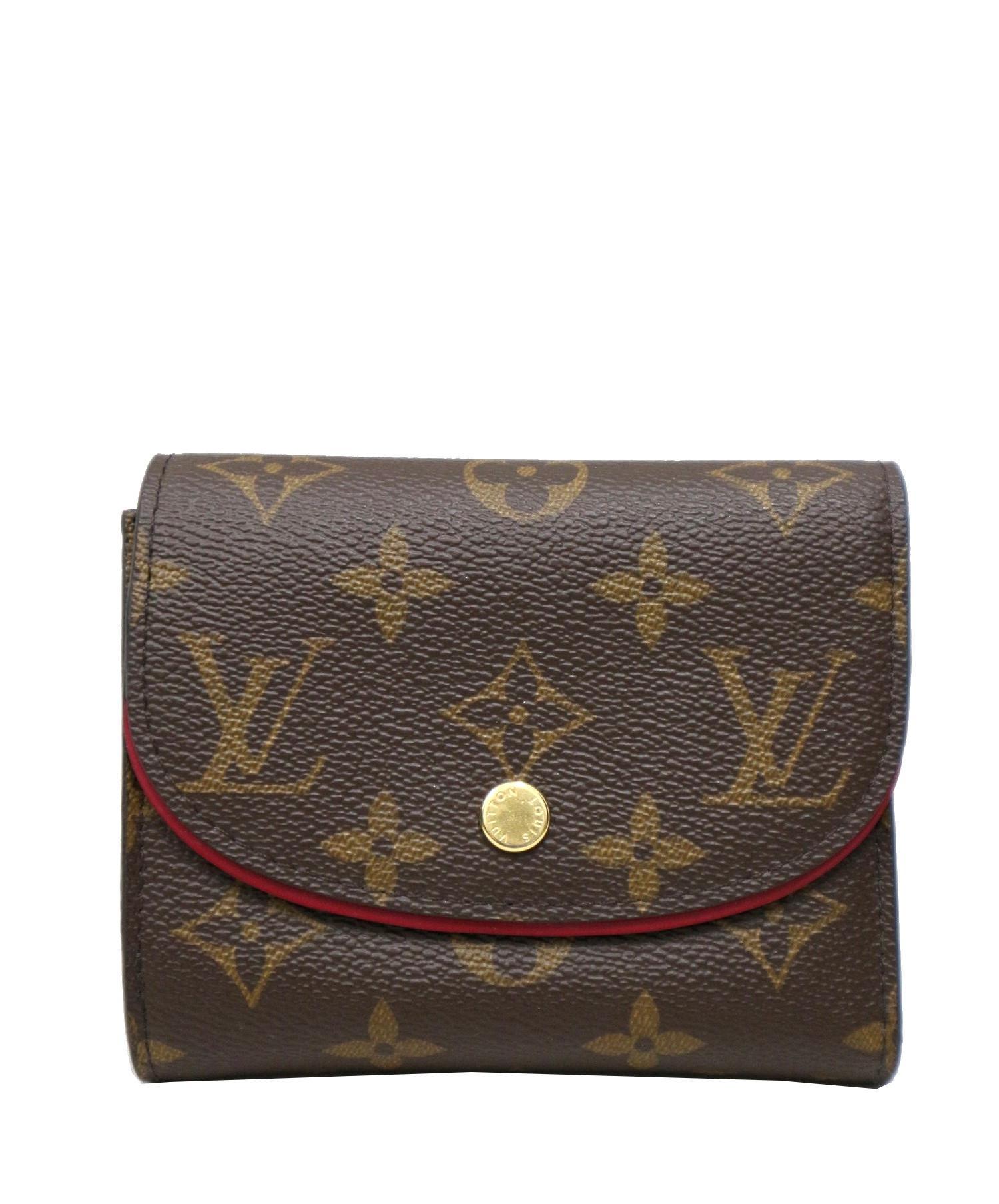 brand new f0ae4 41ed2 [中古]LOUIS VUITTON(ルイ・ヴィトン)のレディース 服飾小物 3つ折り財布