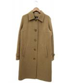 BURBERRY LONDON(バーバリーロンドン)の古着「カシミヤ混ステンカラーウールコート」