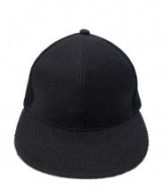 kijima takayuki(キジマタカユキ)の古着「BASEBALL CAP」|ブラック