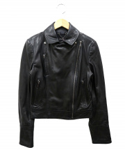 EPOCA(エポカ)の古着「ラムレザーライダースジャケット」
