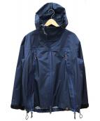 COMFY OUTDOOR GARMENT(コンフィーアウトドアガーメント)の古着「テックジャケット」|ネイビー