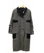 YAB-YUM(ヤブヤム)の古着「デザインコート」