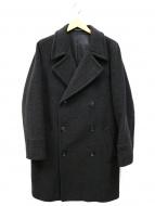agnes b homme(アニエスベー オム)の古着「カシミヤ混ロングPコート」