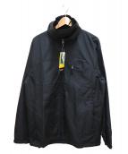 HELLY HANSEN(ヘリーハンセン)の古着「ポランシールドフェイスガードジャケット」|ブラック