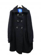 BLUE LABEL CRESTBRIDGE(ブルーレーベルクレストブリッジ)の古着「ブークレウールコート」