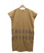 mina perhonen(ミナ ペルホネン)の古着「happa ワンピース」