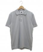 adidas Originals by PALACE(アディダスオリジナルスバイパレス)の古着「ポロシャツ」|グレー