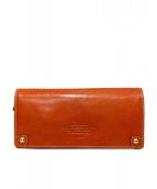 DAKOTA(ダコタ)の古着「2つ折りレザー長財布」
