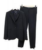 YOKO CHAN(ヨーコチャン)の古着「セットアップスーツ」|ブラック