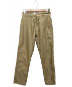ANATOMICA(アナトミカ)の古着「FISHERMAN PANTS」|ベージュ