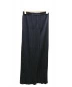 PLEATS PLEASE(プリーツ プリーズ)の古着「ロングプリーツスカート」