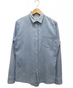 Martin Margiela 10(マルタンマルジェラ10)の古着「デニムシャツ」