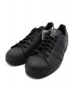 adidas originals(アディダスオリジナルス)の古着「SUPERSTAR 80s」|ブラック