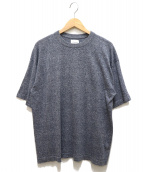 crepuscule(クレプスキュール)の古着「ARKnets別注 Knit Tee」|ネイビー