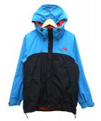 THE NORTH FACE(ザノースフェイス)の古着「マウンテンジャケット」|ブルー×ブラック