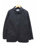D'sh(ディッシュ)の古着「Washed Coverall JACKET」|グレー