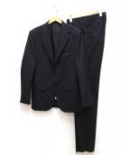 UNITED ARROWS TOKYO(ユナイティッドアローズトウキョウ)の古着「セットアップスーツ」|ブラック