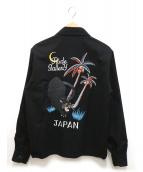 RUDE GALLERY(ルードギャラリ)の古着「KURO JUMPER」|ブラック