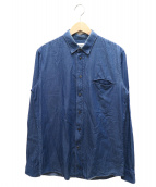 Martin Margiela14(マルタンマルジェラ14)の古着「デニムシャツ」