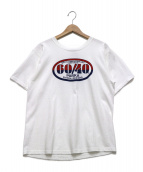 SIERRA DESIGNS(シェラデザインズ)の古着「50th Anniversary TEE」 ホワイト