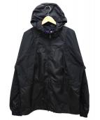 THE NORTHFACE PURPLELABEL(ザノースフェイスパープルレーベル)の古着「MOUNTAIN WIND PARKA」 ブラック