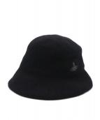 Vivienne Westwood(ヴィヴィアンウエストウッド)の古着「ウールハット」|ブラック