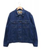 Wrangler(ラングラー)の古着「ヴィンテージデニムジャケット」|インディゴ