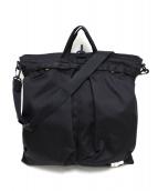 F/CE(エフシーイー)の古着「ヘルメット3WAYバッグ」|ブラック