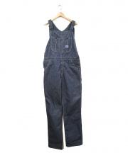 STORMY BLUE(ストーミーブルー)の古着「オーバーオール」|ネイビー