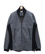 AIGLE(エーグル)の古着「プリマロフトフリースジャケット」 グレー