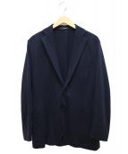 MACKINTOSH PHILOSOPHY(マッキントッシュフィロソフィー)の古着「フレックスジャージージャケット」|ネイビー