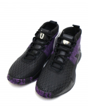 adidas(アディダス)の古着「HEROES AMONG US COLLECTON」|ブラック×パープル