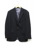 Le chic(ル・シック)の古着「ウールテーラードジャケット」|グレー