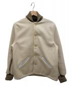 SKOOKUM(スクーカム)の古着「ウールジャケット」|アイボリー