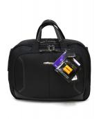 Samsonite(サムソナイト)の古着「Viz Air Plus Laptop Briefcase」 ブラック