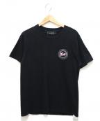 MILK BOY(ミルクボーイ)の古着「プリントTシャツ」 ブラック