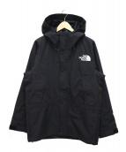 THE NORTH FACE(ザノースフェイス)の古着「Mountain Light Jacket」 ブラック