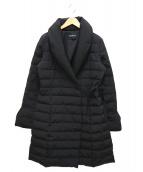 MAX&Co.(マックスアンドコー)の古着「ダウンコート」|ブラック