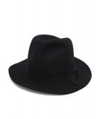 STETSON(ステットソン)の古着「R-HAT」|ブラック