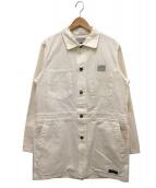 NEIGHBORHOOD(ネイバーフッド)の古着「ディーラーコート」|アイボリー