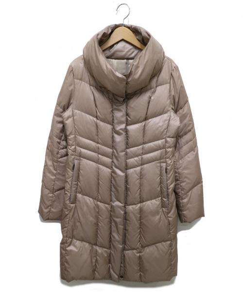 UNTITLED(アンタイトル)UNTITLED (アンタイトル) ダウンコート ピンク サイズ:Mの古着・服飾アイテム