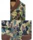 中古・古着 RRL (ダブルアールエル) REVERSIBLE MURRAY JACKET キャメル×カモ サイズ:M:24800円