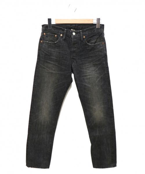 RRL(ダブルアールエル)RRL (ダブルアールエル) デニムパンツ ブラック サイズ:29 Slim Narrowの古着・服飾アイテム