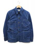 RRL(ダブルアールエル)の古着「Black Bear Jacket」|インディゴ