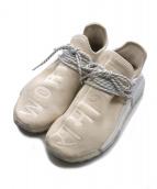adidas×PHARRELL WILLIAMS(アディダス×ファレル・ウィリアムス)の古着「PW HU HOLI NMD BC」|アイボリー