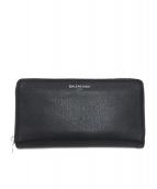 BALENCIAGA(バレンシアガ)の古着「ラウンドファスナー長財布」
