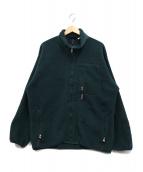 Patagonia(パタゴニア)の古着「シンチラフリースジャケット」|グリーン